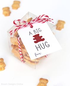A Big Bear Hug and other Favorite Valentines Ideas- great ideas for kids
