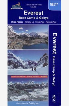 The three routes, plus secondary routes leading to Base Camp are well traced over the topographic map. All the glaciers and the Makalu Barun National Park. Hiking Maps, Topographic Map, Mount Everest, National Parks, Mountain, Base, Camping, Travel, Campsite