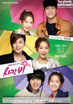 Love Rain (Watching) Episode 11/20. This drama officially has my favorite cast and my new favorite drama kiss.