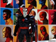 https://flic.kr/p/Ca5oNB   Mr. Sinister  -X-Men   Classic Marvel Figurine Collection - Eaglemoss