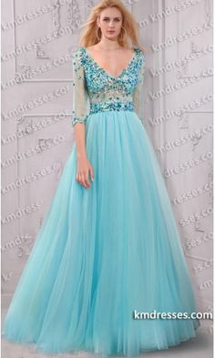 Fabulous jeweled sheer panels open back half-sleeve sexy balldress.prom dresses,formal dresses,ball gown,homecoming dresses,party dress,evening dresses,sequin dresses,cocktail dresses,graduation dresses,formal gowns,prom gown,evening gown.