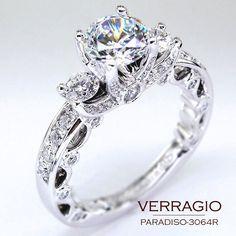Verragio Engagement and Wedding Rings'