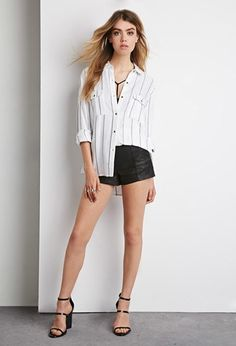 Lumiere top as seen on NEW ARRIVALS | WOMEN | Forever 21