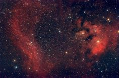 Nebulosa Sh2-171 con NGC 7822 | Luca Argalia. Tanta belleza deja sin aliento!!