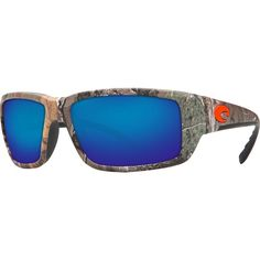 8aa2c40e706 Costa Del Mar Men s Fantail Polarized Sunglasses