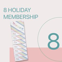 8 Month Holiday Membership