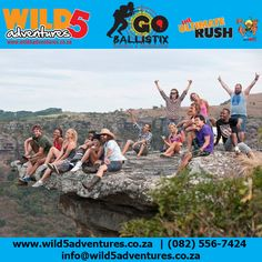 Brave our overhanging rock and take a different perspective on life as well as the natural beauty of the gorge Perspective On Life, Different Perspectives, Love Life, Amazing Photography, Brave, Natural Beauty, Around The Worlds, Take That, Adventure