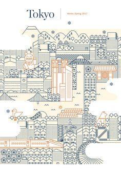 Tokyo - Bento Graphics