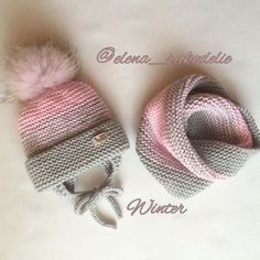 Ombre knit