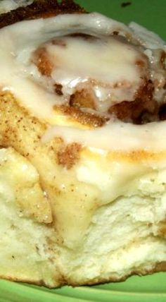 Quick and Easy No Yeast Cinnamon Rolls