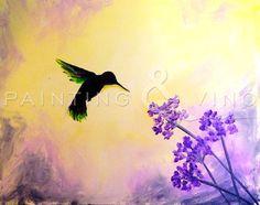 """""""Hummingbird"""" (Natasha Hollis)"""