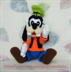 Free Crochet Disney Amigurumi Patterns : 1000+ images about Crochet : Disney on Pinterest ...