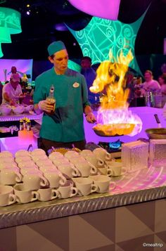 Guest Review: Epcot Food and Wine Festival 3D Disney's Dessert Discovery | the disney food blog