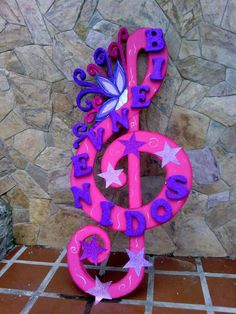 Violetta Music Themed Parties, Music Party, Rockstar Party, Styrofoam Crafts, 70s Party, Christian Crafts, 65th Birthday, Music Decor, Xmas Gifts