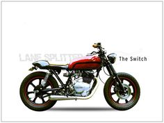 The switch XS250 for sale by Paddington Motorcyclist, via Flickr
