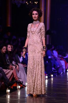 Sabyasachi Mukherjee - Lakme Fashion Week Winter/Festive 2013