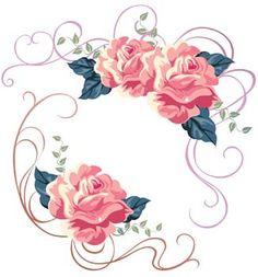 Rose Flower Vetor 48