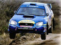 Subaru Impresa Gr.n Frisiero Rally Argentina 2005