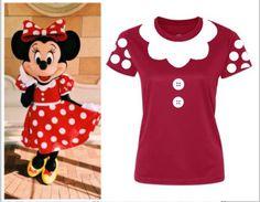 Police Halloween Costumes, Police Officer Costume, Disney Marathon, Minnie Mouse Costume, Running Costumes, Costume Shirts, Run Disney, Disneybound, Disney Bounding