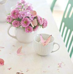 Simplest Little Butterfly Tea Bag Gift | AllFreePaperCrafts.com