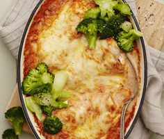 Goda pizzafisken | Recept ICA.se Recipe For Mom, Fish And Seafood, Fish Recipes, Gluten Free Recipes, Free Food, Broccoli, Mashed Potatoes, Food And Drink, Lunch