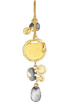 Judy Geib Triple-Drop Cluster Earrings | Barneys New York