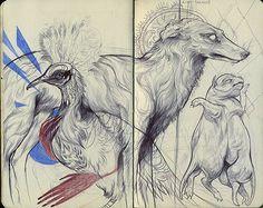 Magazine - An Interview with Illustrator + Tattoo Artist Nomi Chi