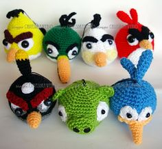 Chua's Drawer: ANGRY BIRDS