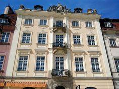 City Trip Poland - The Royal Route in Warsaw - Prazmowski House