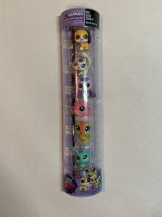 90s Kids Toys, Little Pet Shop Toys, Jouer, Voss Bottle, Tube, Objects, Miniatures, Cool Stuff, Lps Pets
