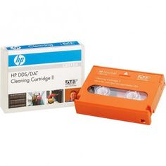 #HP C8015A is DDS format cleaning tape cartridge offers upto 50 #cleaning cycles & works only with DA160 tape drives.