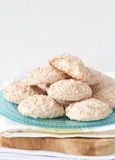 Kokosmakronen - Laura's Bakery