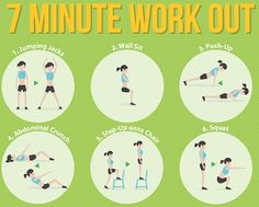 5 Workout For You To Exercise At Home On Weekdays