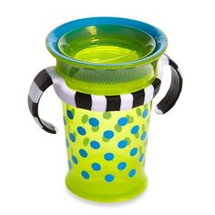 This is the best sippy cup!  Makes the transition to a real cup super easy!  Check out PPG's Mom-to-Mom Great Baby and Toddler Products!