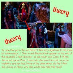 pretty little liars A theory - Google Search