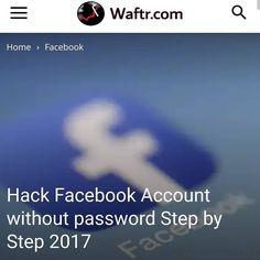 Hack a Facebook account : http://ift.tt/2iomBDN #Facebook