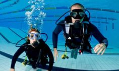 Groupon - $ 220 for Scuba Cert at Living Water Conservation and Scuba Inc. and The Order of Atlantis ($450 Value) in Agnes Scott. Groupon deal price: $220