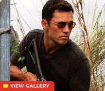 Burn Notice (getting better but I still have an addiction to Michael Weston)