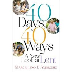 40 ideas, activities, and devotions designed to strengthen your spiritual life and help Catholics get the most out of Lent. Each idea is accompanied by a short reflection expanding its deeper spiritual meaning and a challenge to help you incorporate that idea in practical ways.