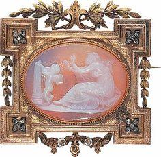 Broche, vers 1880 SOUFFLOT fils et ROBERT Or, argent, diamants, acier © Les Arts Décoratifs / Laurent Sully Jaulmes