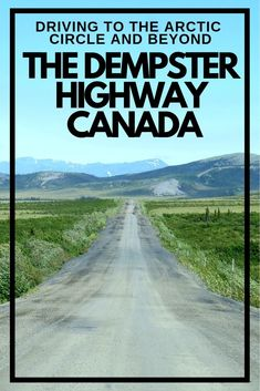 Driving the Dempster Highway to the Arctic Circle and Beyond.- Driving the Dempster Highway to the Arctic Circle and Beyond, Canada - Cool Places To Visit, Places To Travel, Places To Go, Travel Tours, Travel Usa, Canadian Travel, Canadian Rockies, Alaska Travel, Alaska Trip