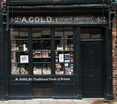 Shop front ,London