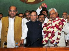 Bihar Chief Minister Nitish Kumar has been unanimously elected as Janata Dal (United) President on Sunday, April 10th replacing Sharad Yadav.  The election took place during the party's National Executive meeting in Delhi. Sharad Yadav, who had been President for three terms, did not seek a fourth term.