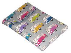 "Galaxy Tab3 7"" case VW Campervan Hippy £15.00"