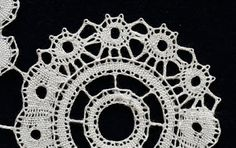 eolgerin: Bobbin Lace 12 Month Challenge: Idria Lace - July Results and Technique