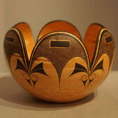 Southwestern Indian pottery hand made by Laguna potter Calvin Analla Jr, for sale by Andrea Fisher Fine Pottery in Santa Fe, NM