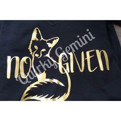 "No ""fox"" given"