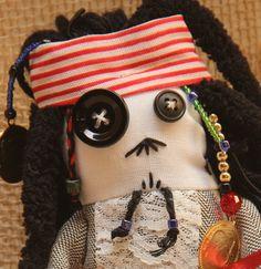 Toy Art Jack Sparrow