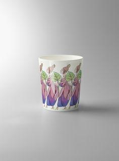 Elsa Beskow, mug Fuchsia