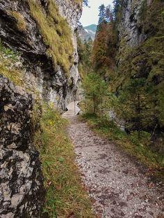 Griesbachklamm Austria, Hiking, Country Roads, Happy, Summer Vacations, Walks, Ser Feliz, Trekking, Hill Walking